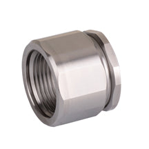 Couplings, Three Piece, Stainless Steel