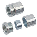 Couplings, Three Piece, Steel & Malleable