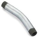 Elbows, 45°, RIGID/IMC Conduit, Hot Dipped, Galvanized Steel