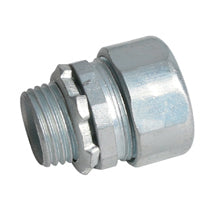 Connectors, Compression, for RIGID/IMC, Steel