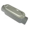 Conduit Body, RIGID, Type C, w/Cover & Gasket, Aluminum