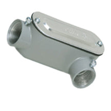 Conduit Bodies, Combination for EMT & RIGID/IMC, Type LL with Cover & Gasket, Aluminum