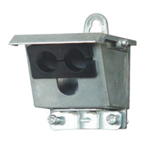 Entrance Cap, Clamp On with Split Insulator Type, for SEU, Aluminum