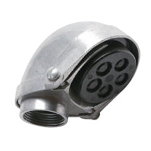 Service Entrance Cap, Threaded Type, Aluminum