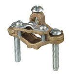 Ground Clamps, for Bare Wire (Zinc), Direct Burial( Bronze), Armored Wire (Brass)