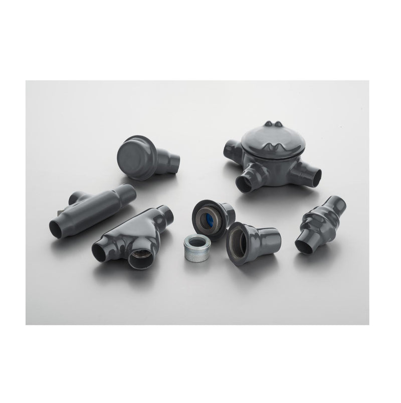 PVC Coated Conduit & Accessories