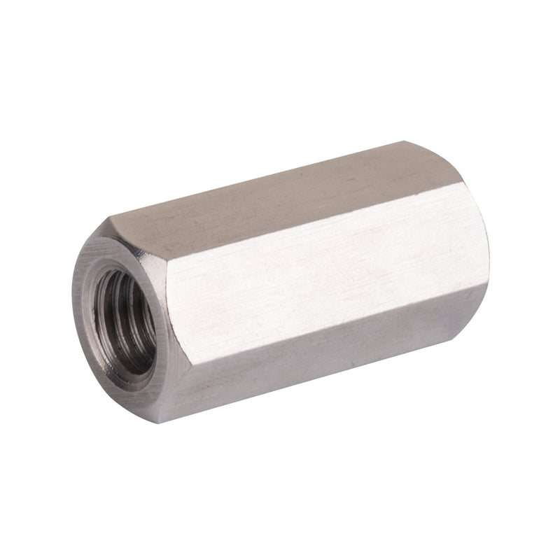 Coupling Nut, Threaded Rod, Stainless Steel