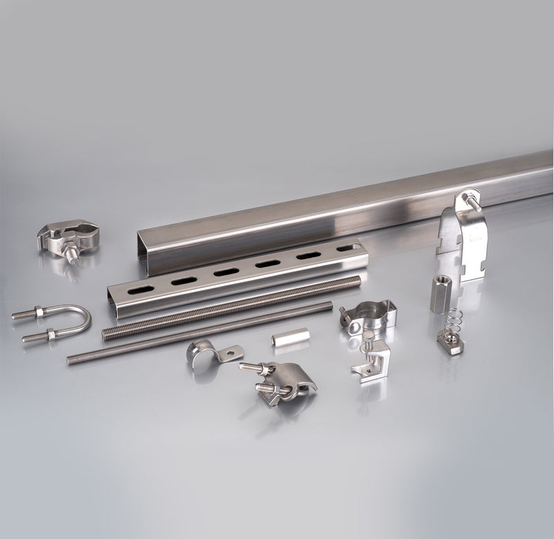 Device Box, Single Gang, FD Stainless Steel