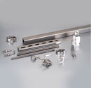 Beam Clamps, Stainless Steel