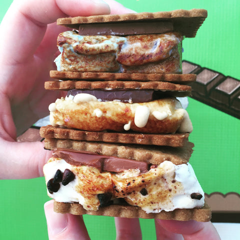 Handcrafted S'mores
