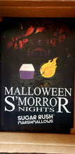 Malloween S'morror Nights Poster