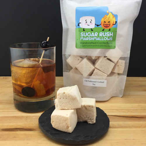 Bourbon Old Fashioned Marshmallow.