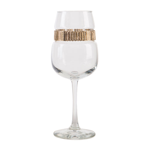 Cleopatra Wine Glass | Wine Glasses | Shimmering Wines