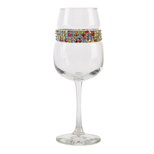 Confetti Wine Glass | Wine Glasses | Shimmering Wines