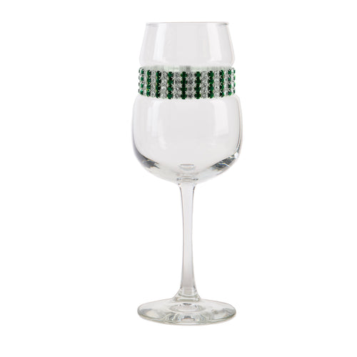 Emerald Wine Glass | Wine Glasses | Shimmering Wines