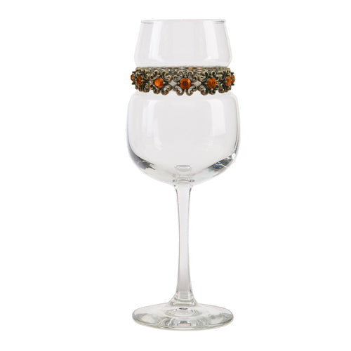 Francesca Wine Glass | Wine Glasses | Shimmering Wines