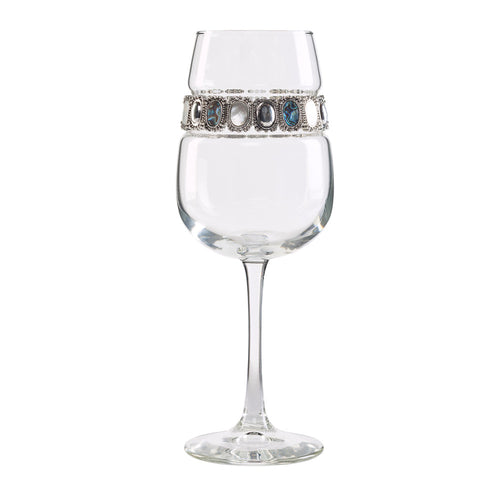 Gemstone Wine Glass | Wine Glasses | Shimmering Wines