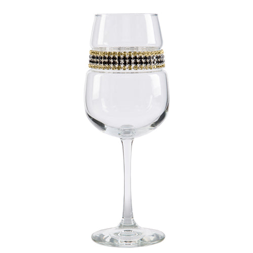 Gold Coast Wine Glass | Wine Glasses | Shimmering Wines