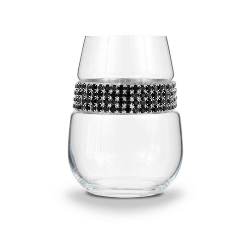 Raven Stemless Wine Glass | Stemless Wine Glasses | Shimmering Wines