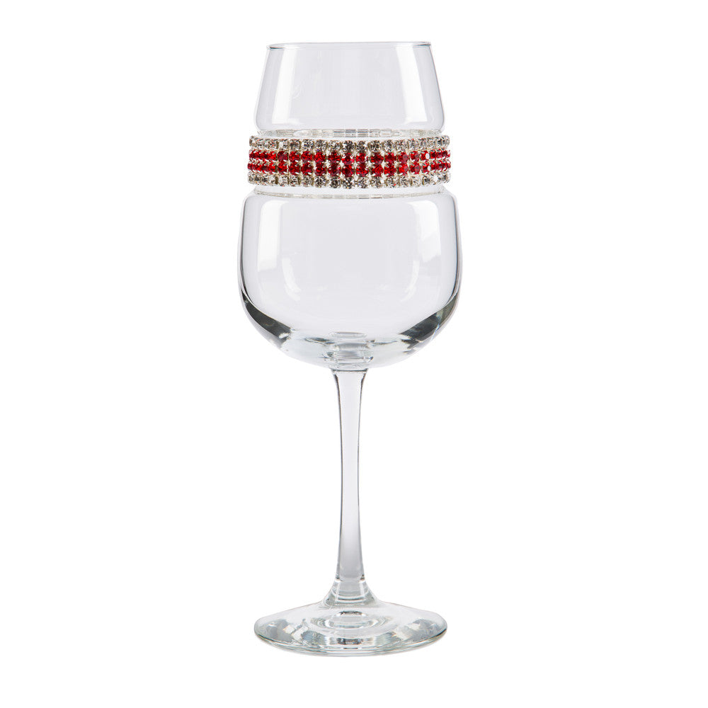 Red Carpet Wine Glass | Wine Glasses | Shimmering Wines