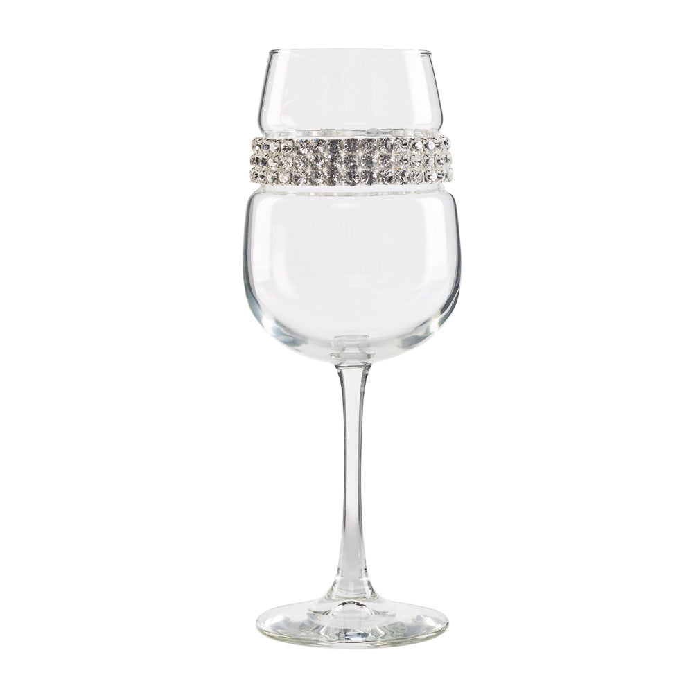 Silver Wine Glass | Wine Glasses | Shimmering Wines