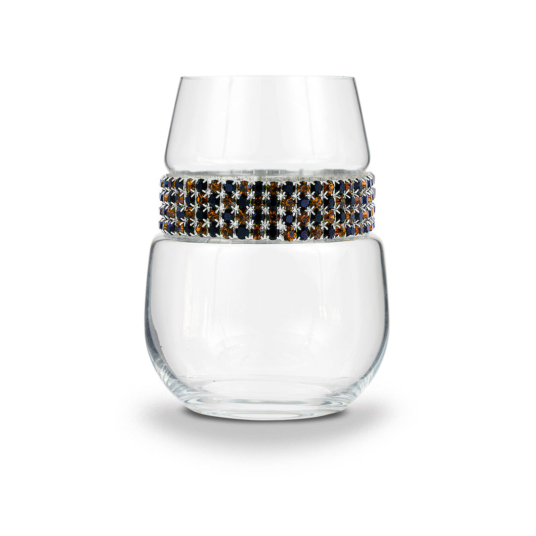 Cognac Stemless Wine Glass