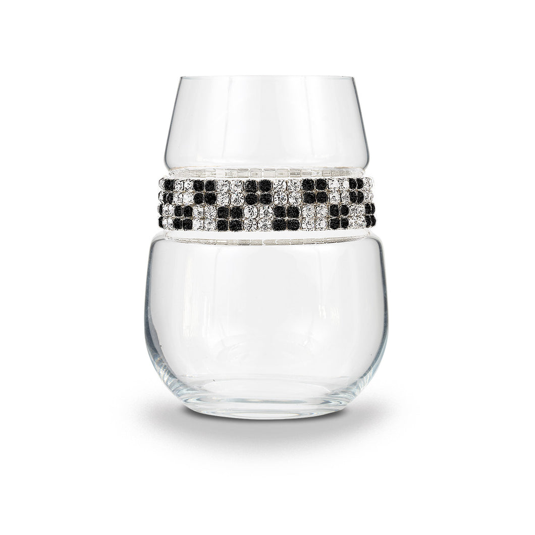 Manhattan Stemless Wine Glass | Stemless Glasses | Shimmering Wines