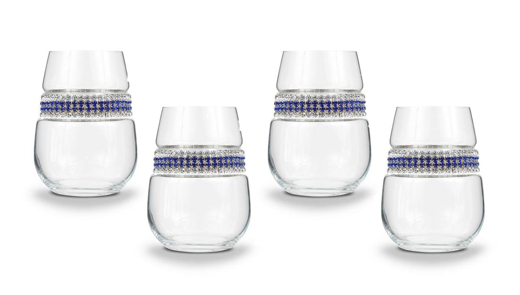 Santorini Stemless Party Pack (4)