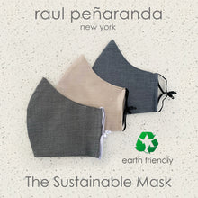 The Sustainable Mask - Earth Friendly