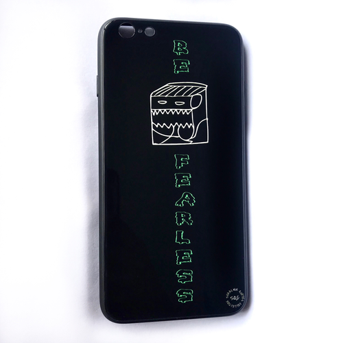 'Be Fearless' - iPhone 6/6s Plus case
