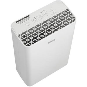 DAP110BAWDB - Danby 170 sq. ft. Air Purifier - Top Angle - Danby Appliances