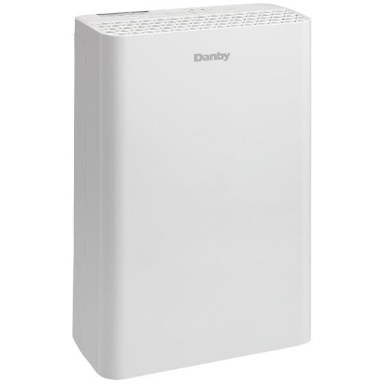DAP110BAWDB - Danby 170 sq. ft. Air Purifier - Front Shot - Danby Appliances