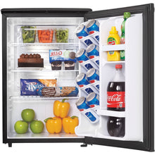 Load image into Gallery viewer, DAR026A1BDD - Danby 2.6 CF Refrigerator Black - Danby Appliances