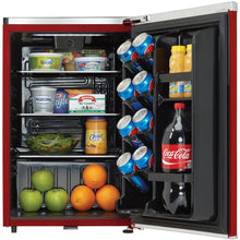 Load image into Gallery viewer, DAR026A2LDB - Danby 2.6 CF Contemporary Classic Refridgerator Red - Danby Appliances