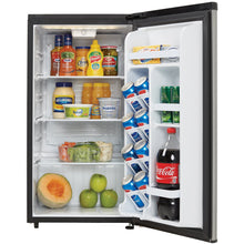 Load image into Gallery viewer, DAR033A6BSLDB - Danby 3.3 CF Refrigerator Black and Stainless Look - Danby Appliances