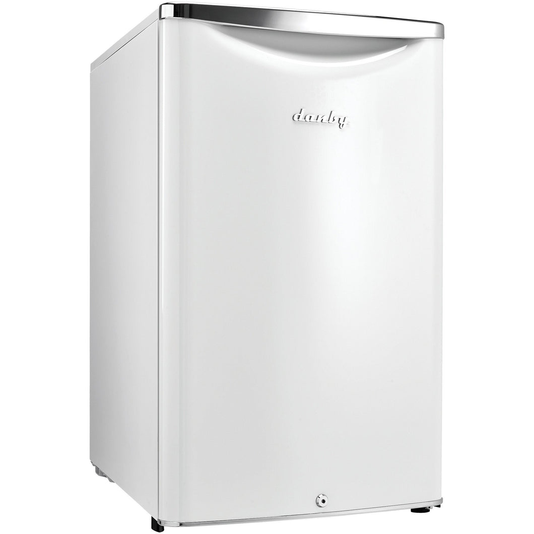 DAR044A6PDB - Danby 4.4 CF Contemporary Classisc Refrigerator Pearl - Danby Appliances