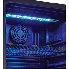 Load image into Gallery viewer, DBC026A1BSSDB - Danby 2.6 CF Beverage Center - Interior LED Lights Shot - Danby Appliances