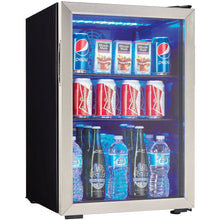 Load image into Gallery viewer, DBC026A1BSSDB - Danby 2.6 CF Beverage Center - Front Shot - Danby Appliances