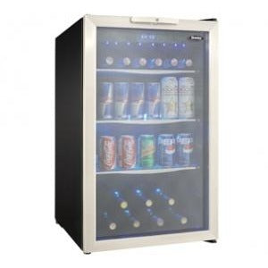 DBC039A1BDB - Danby 3.9 CF Beverage Center - Danby Appliances