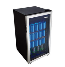 Load image into Gallery viewer, DBC117A1BSSDB-6 - Danby 117 (355ml) Can Capacity Beverage Center