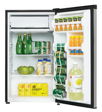 Load image into Gallery viewer, DCR032C1BSLDD - Danby 3.2 CF Compact Refrigerator BLK SS Look - Danby Appliances