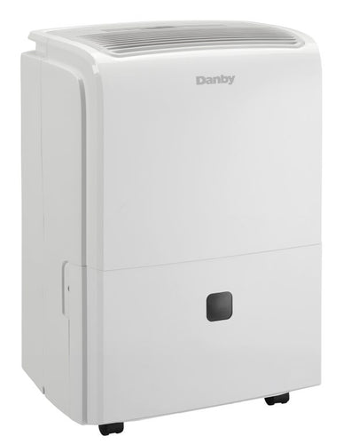 DDR030EAWDB - Danby 30 Pint Dehumidifier White - Danby Appliances - Front facing