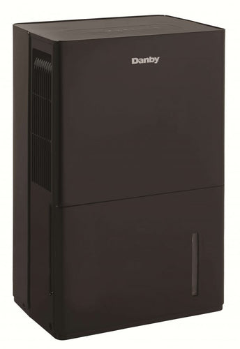 DDR050BLBDB - Danby 50 Pint DoE Dehumidifier - Right angle shot