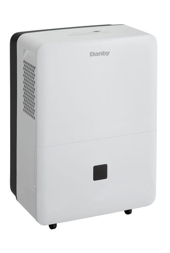 DDR045BDWDB - Danby 45 Pint Dehumidifier White - Danby Appliances