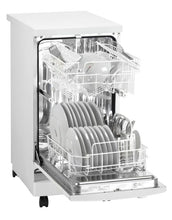 "Load image into Gallery viewer, DDW1801MWP - Danby 18"" Portable Dishwasher White - Danby Appliances"