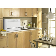 Load image into Gallery viewer, DDW621WDB - Danby Countertop Dishwasher White - Danby Appliances