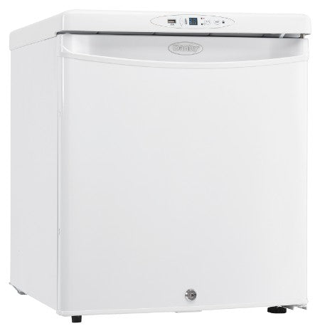 DH016A1W-1 - Danby Health 1.6 cu ft Compact Refrigerator Medical and Clinical - Right Angle