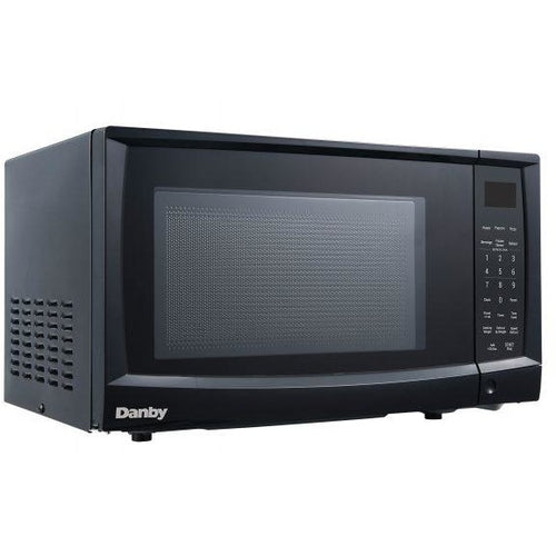 DMW09A2BDB - Danby 0.9 CF Microwave Black - Danby Appliances