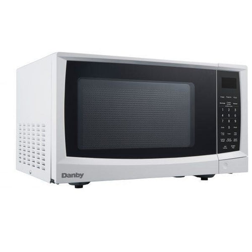 DMW09A2WDB - Danby 0.9 CF Microwave White - Danby Appliances