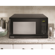 Load image into Gallery viewer, DMW1110BLDB - Danby 1.1 CF Microwave Black - Danby Appliances